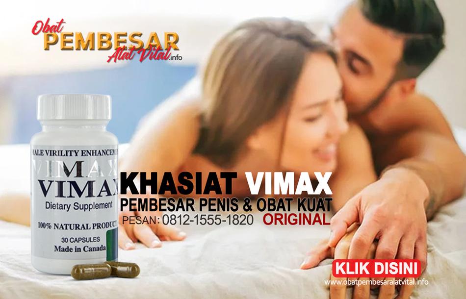 Khasiat Vimax Canada. Manfaat dan Aturan Minum